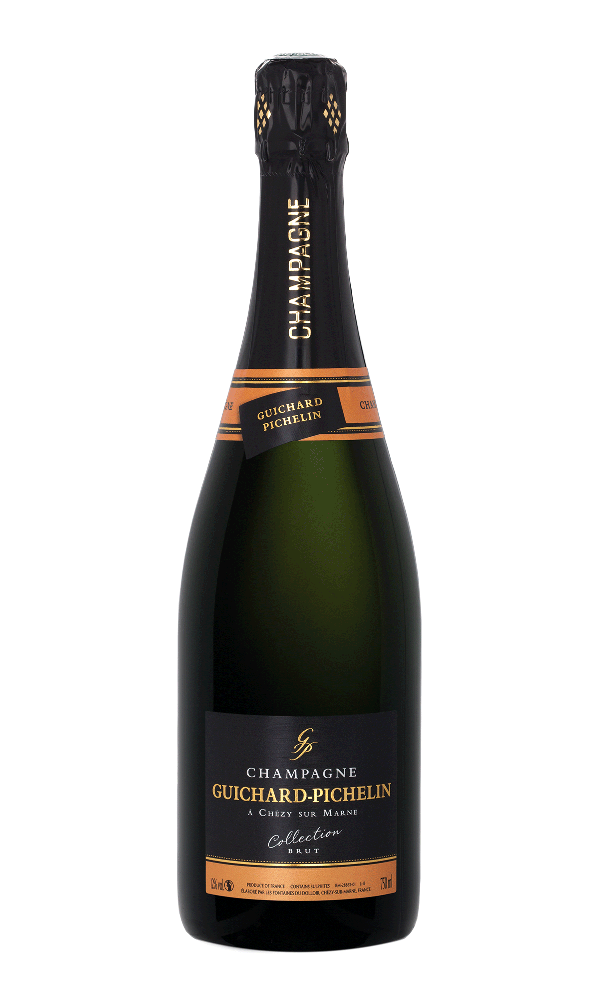 Champagne Brut Collection, Champagne Guichard Pichelin